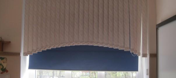 Рулонная штора шириной 2,1 метра и высотой 2,0 метра будут стоить 4850 рублей.